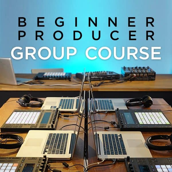 Beginner Producer Group Course