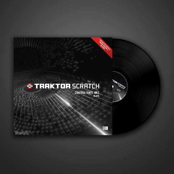 native instruments traktor scratch control vinyl mk2 sol passion music. Black Bedroom Furniture Sets. Home Design Ideas