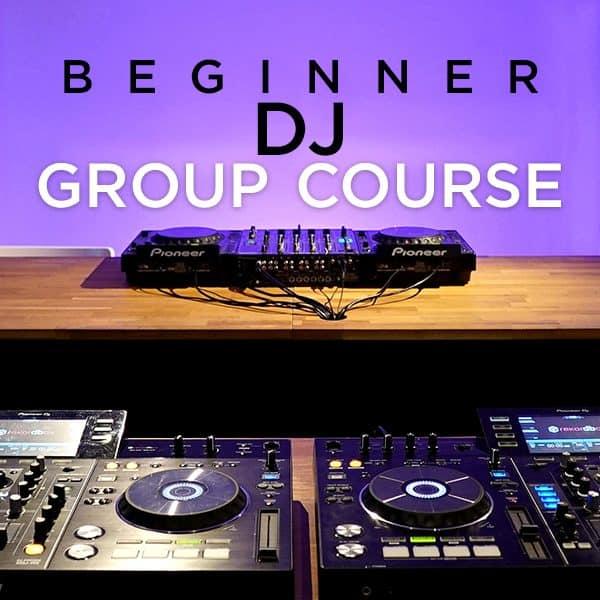 Beginner DJ Group Course