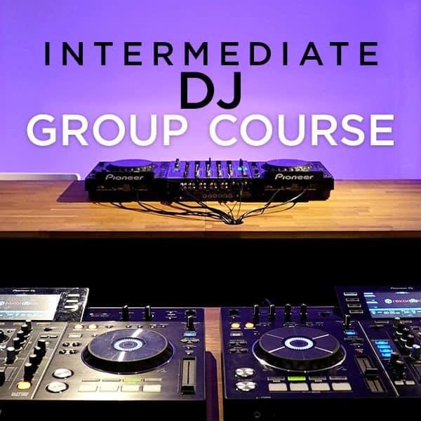 Intermediate DJ Group Course
